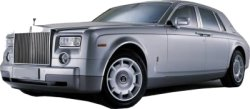 Hire a Rolls Royce Phantom or Bentley Arnage from Cars for Stars (Stoke on Trent) for your wedding or civil ceremony